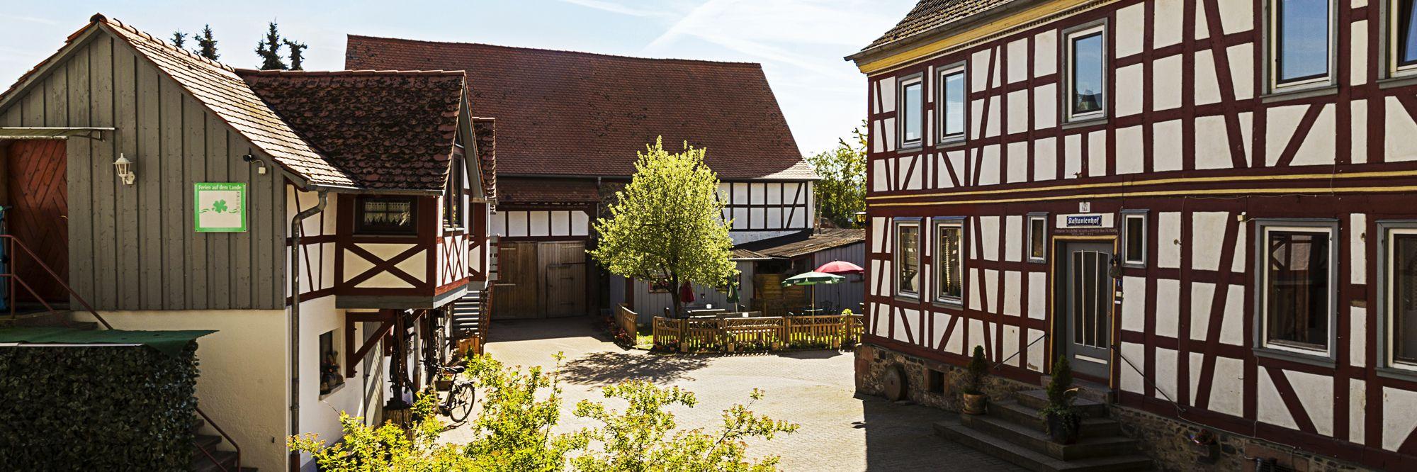 """Reiterhof und Ferienhof """"Kastanienhof"""""""